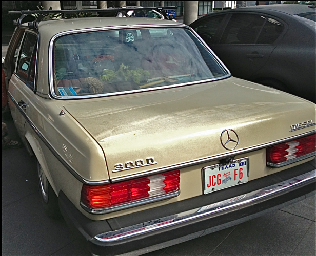 Benz-0 booty