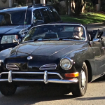 Chic people's car: the uncommonly pretty Karmann Ghia