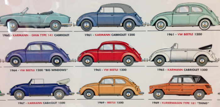 Beetle brigade march of time