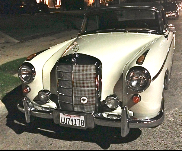 Cabriolet, not convertible