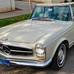 In praise of older Mercedes