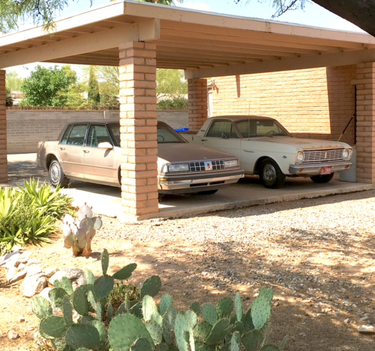 Yes, actually it is your father's Oldsmobile (and your pool man's Ranchero)